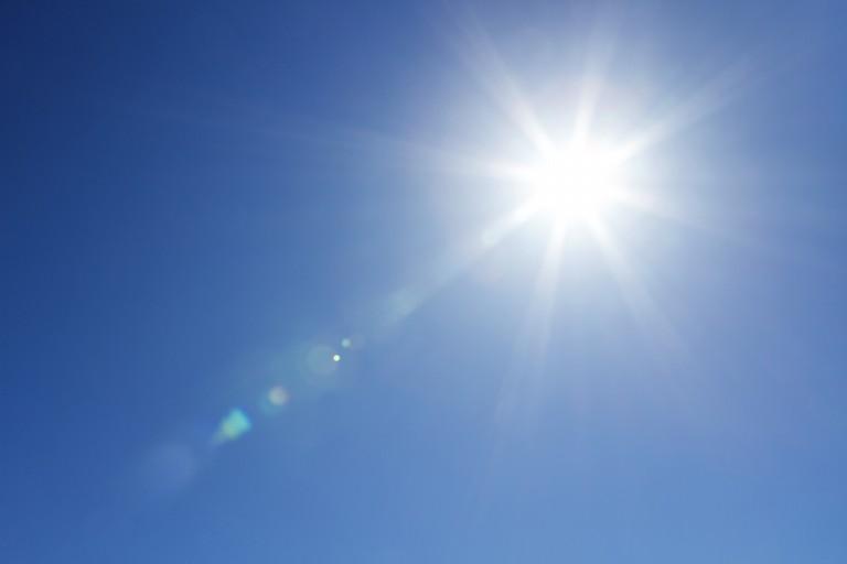 Giornata all'insegna del sole, ritorna il bel tempo in città