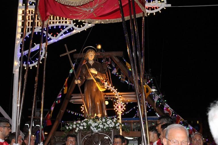 Sbarco San Nicola