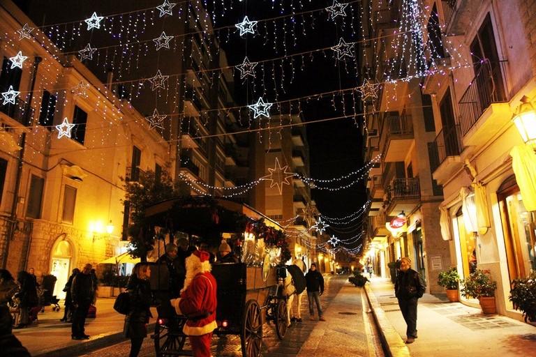 Natale in città