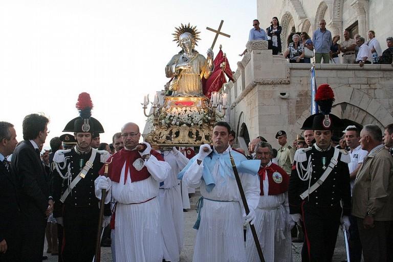Festeggiamenti in onore  di San Nicola Pellegrino