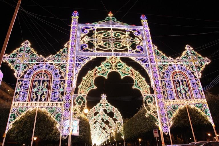 Luminarie San Nicola