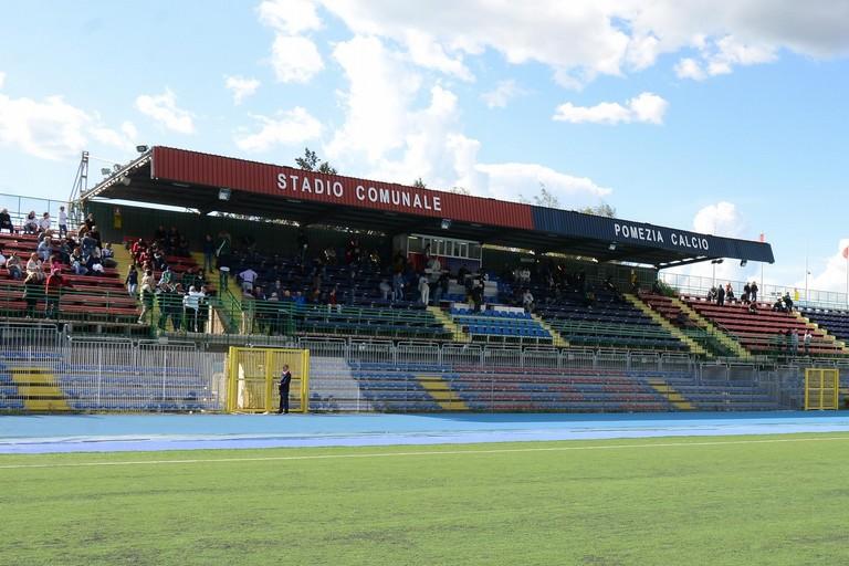 Stadio Comunale Pomezia