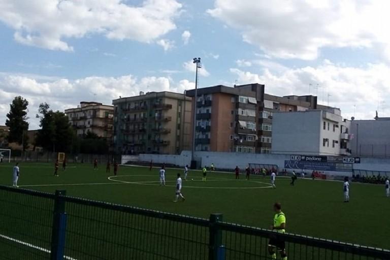 Stadio Di Liddo Bisceglie foto Unione Calcio