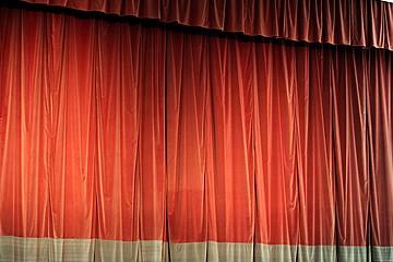Sipario Teatro Impero