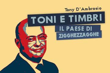 Toni e Timbri di Tony D'Ambrosio