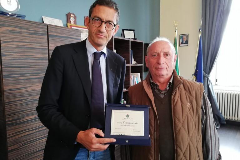 Vincenzo Toto e Bottaro