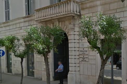 palazzo Nigretti, sede tribunale del lavoro e giudice di pace