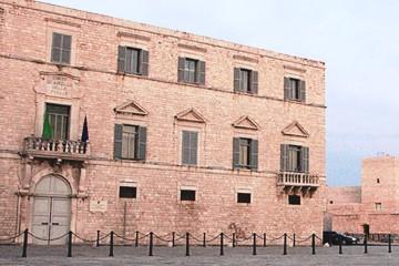 Tribunale di Trani a Palazzo Torres