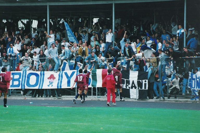 Ultras Trani a Corato