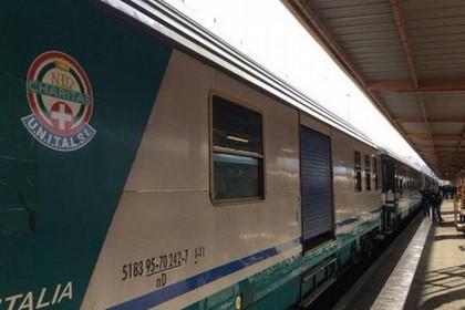 Unitalsi treno