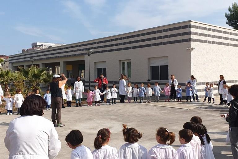Scuola via Grecia