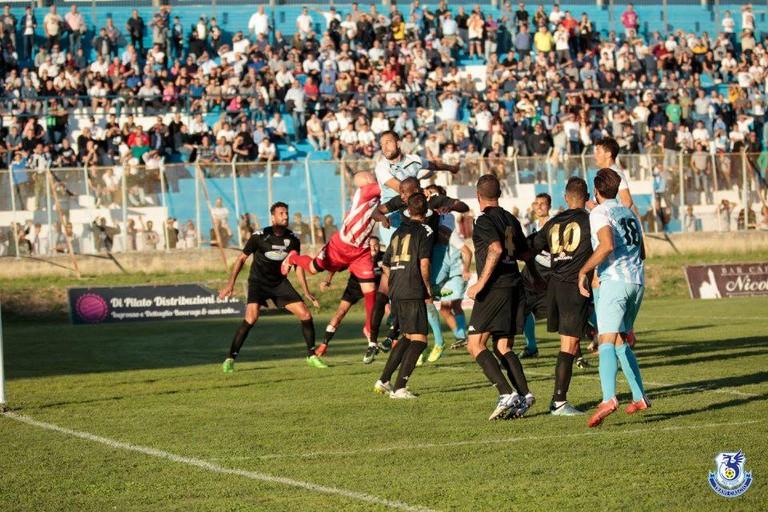 Calcio, Trani-Corato finisce 2-1