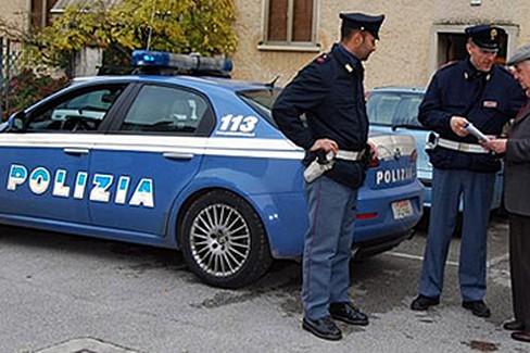 Polizia, truffe agli anziani