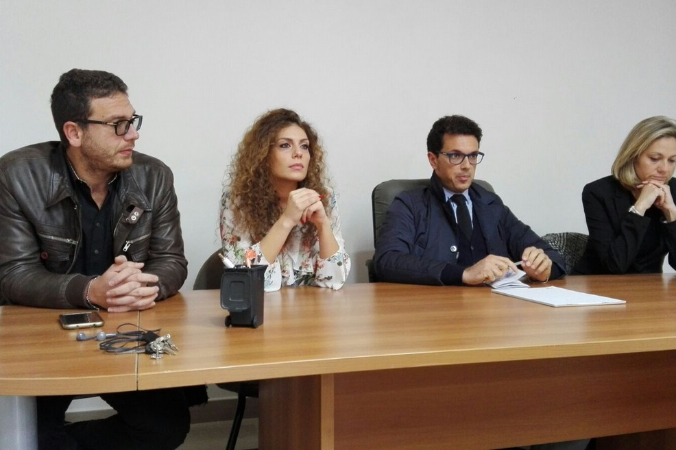 Conferenza Forza Italia