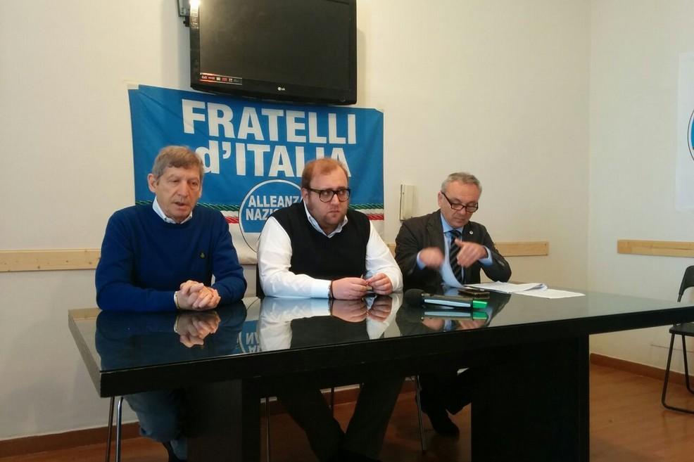 Trani ufficio tecnico comunale fratelli d 39 italia il for Ufficio italia