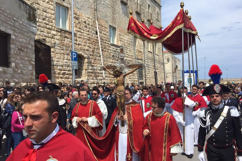 Festa del Crocifisso di Colonna