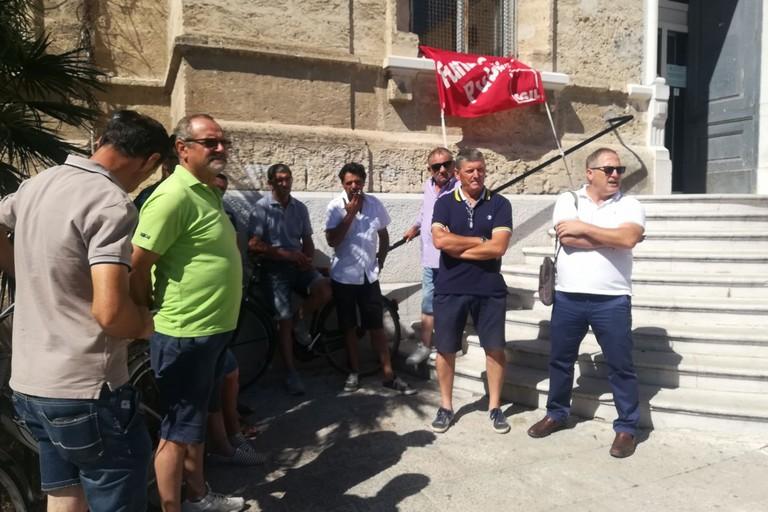 Verde pubblico, la Cgil chiede più ore per i lavoratori di Trani