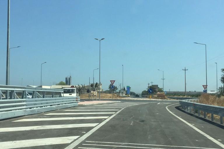 Strada provinciale Trani-Andria