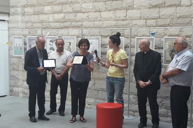 A Trani una delegazione greca della città natale di San Nicola