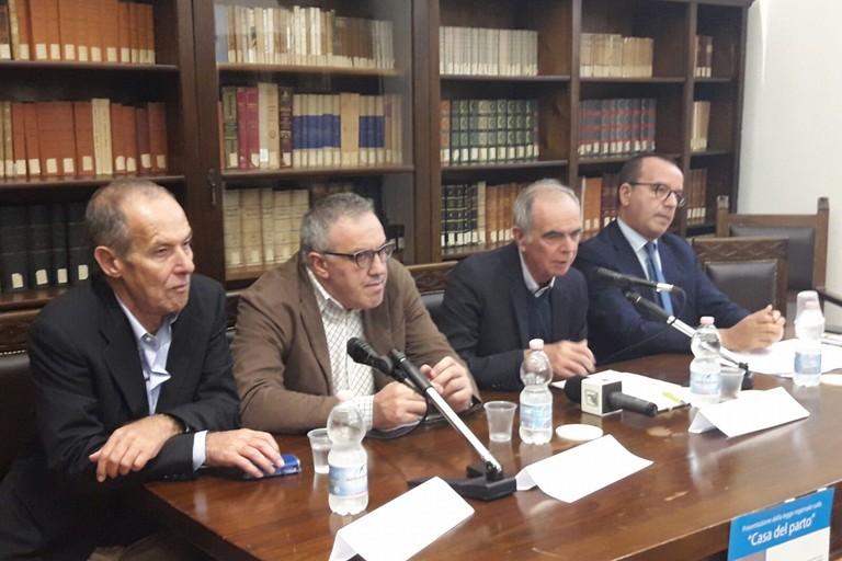 Casa del parto, Santorsola: «La proposta di legge in Consiglio regionale»
