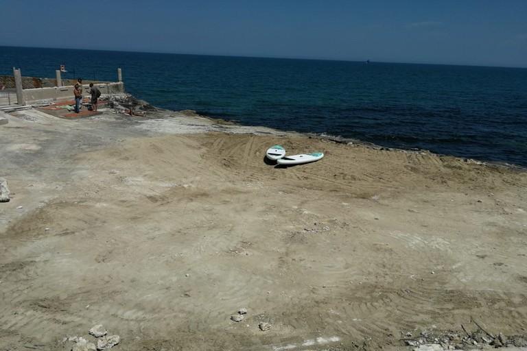Spiaggia Vela