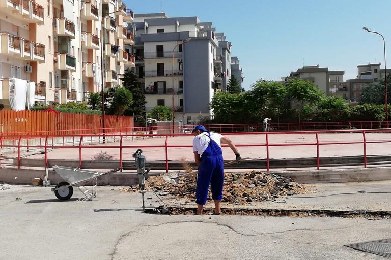 Lavori alla pista di pattinaggio: le mamme chiedono, Patrizia Cormio risponde