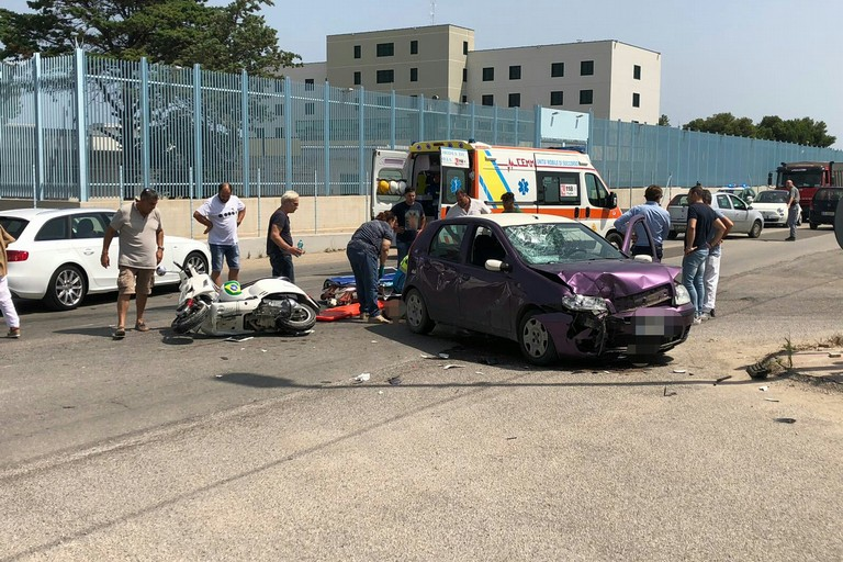 Incidente in via Andria