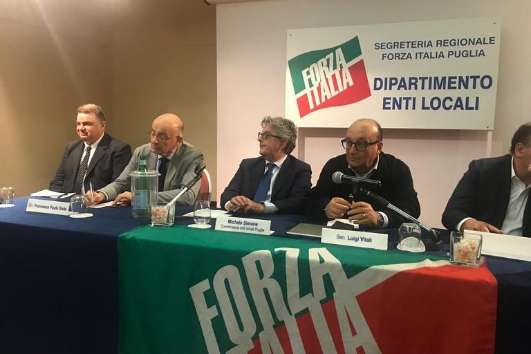 Michele Simone a Bari