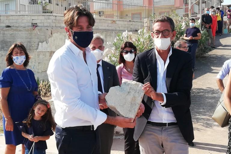 """Nuova vita a """"La Vela"""", Bottaro: «Frutto di un'Amministrazione in grado di lavorare in sinergia con i privati»"""