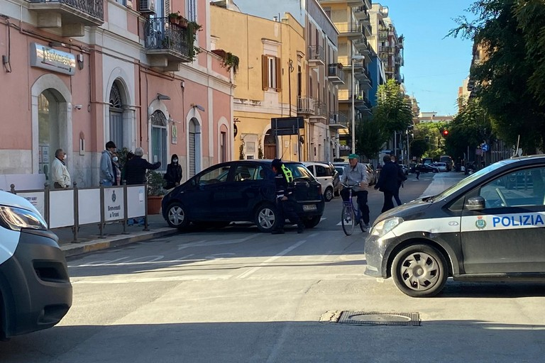 Incidente corso Imbriani