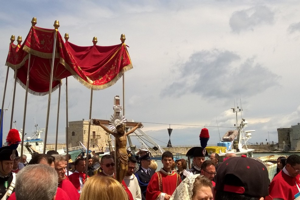 Festeggiamenti del Santissimo Crocifisso di Colonna: il programma ufficiale